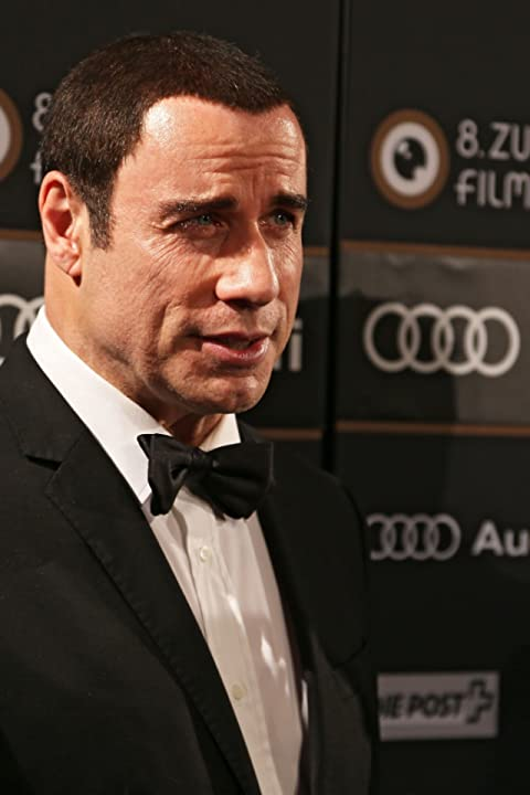 John Travolta at Savages (2012)