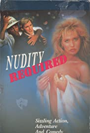 Nudity Required Poster