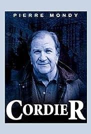 Commissaire Cordier Poster
