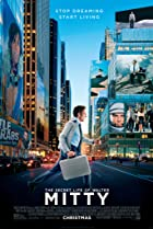 The Secret Life of Walter Mitty (2013) Poster