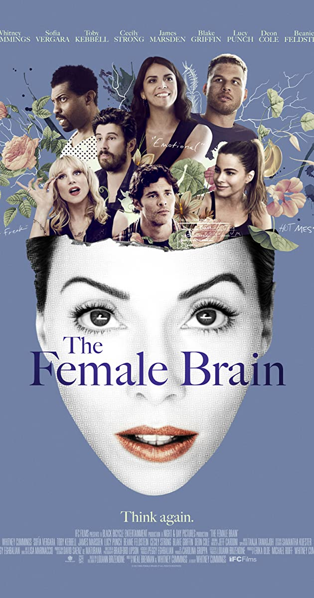 Moters smegenys / The Female Brain (2017) online