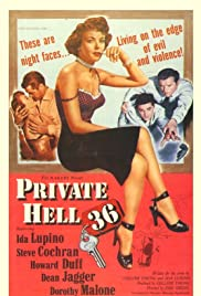 Private Hell 36(1954) Poster - Movie Forum, Cast, Reviews