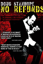 Doug Stanhope: No Refunds (2007) Poster - Movie Forum, Cast, Reviews