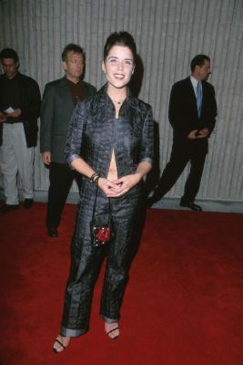 Neve Campbell at an event for Scream 3 (2000)