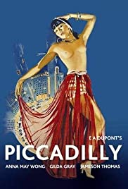 Piccadilly (1929) Poster - Movie Forum, Cast, Reviews