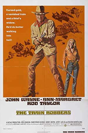 The Train Robbers (1973) Download on Vidmate