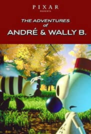 André and Wally B. Poster
