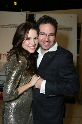 Sophia Bush and Dave Meyers at The Hitcher (2007)