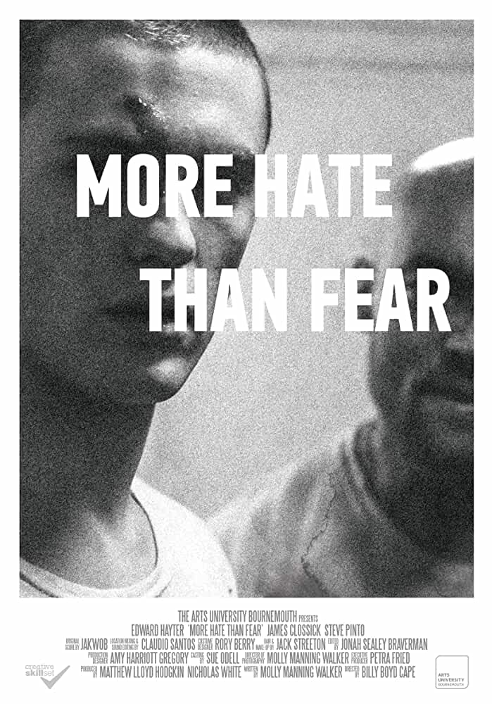 More Hate Than Fear a Crime Drama Short Films