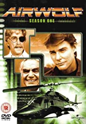 Airwolf - Season 4 (1987) poster