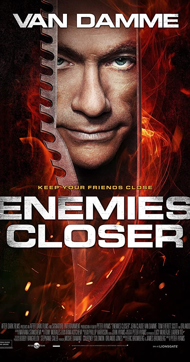 Artimi priešai / Enemies Closer (2013) Online