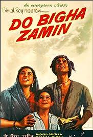 Do Bigha Zamin Poster