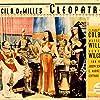 Claudette Colbert, Irving Pichel, and Warren William in Cleopatra (1934)