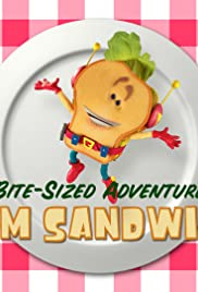 The Bite-Sized Adventures of Sam Sandwich Poster
