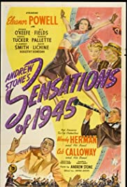 Sensations of 1945 Poster