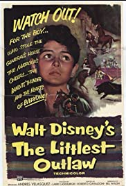 The Littlest Outlaw (1955) Poster - Movie Forum, Cast, Reviews