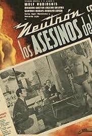 Neutron Battles the Karate Assassins Poster