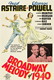 Broadway Melody of 1940 (1940) Poster - Movie Forum, Cast, Reviews