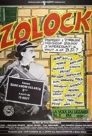 Pourquoi l'étrange Monsieur Zolock s'intéressait-il tant à la bande dessinée? Poster