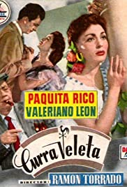 Curra Veleta Poster