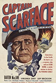 Captain Scarface (1953) Poster - Movie Forum, Cast, Reviews