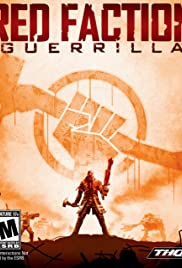 Red Faction Guerrilla (2009) Poster - Movie Forum, Cast, Reviews