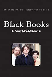 Black Books Poster - TV Show Forum, Cast, Reviews