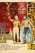 Image of Santo y Blue Demon vs Drácula y el Hombre Lobo