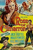 Rose of Cimarron (1952) Poster