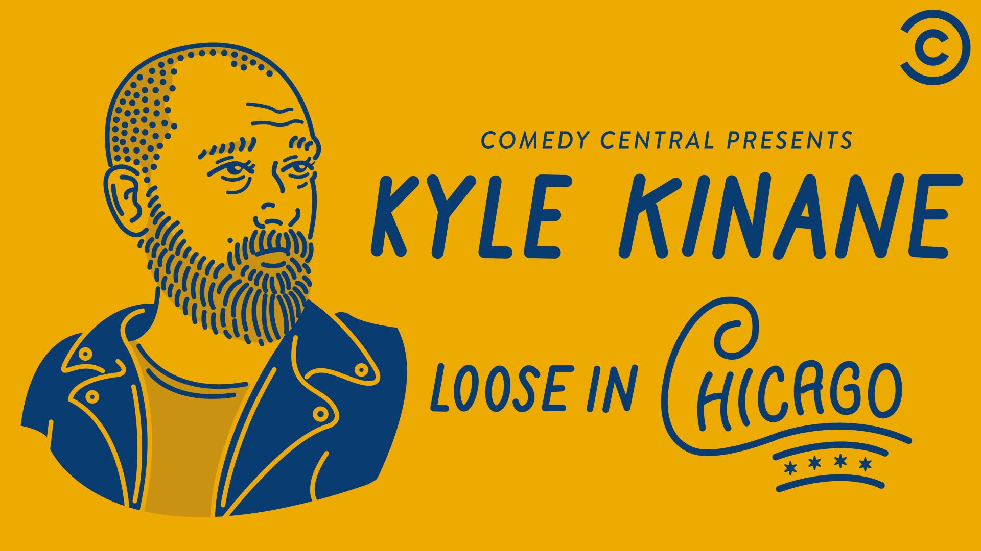 image Kyle Kinane: Loose in Chicago (2016) (TV) Watch Full Movie Free Online