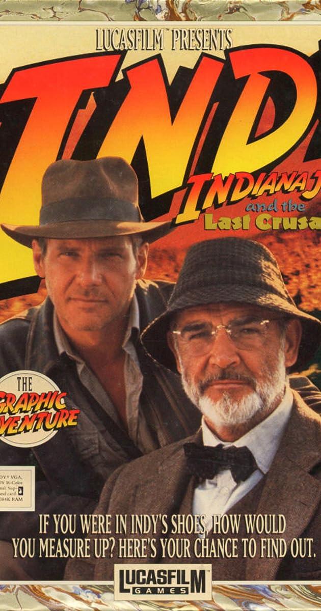 indiana jones and the last crusade video game 1989 imdb