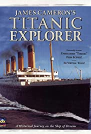 Titanic Explorer Poster