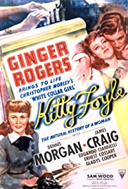 Kitty Foyle (1940) Poster - Movie Forum, Cast, Reviews