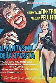 The Phantom of the Operetta Poster