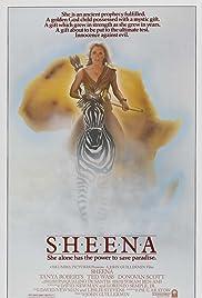 Sheena(1984) Poster - Movie Forum, Cast, Reviews