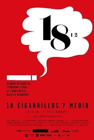 Picture of 18 cigarrillos y medio