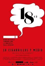 18 cigarrillos y medio Poster