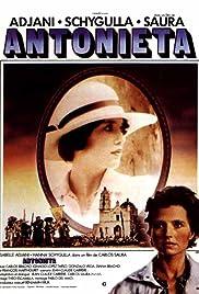 Antonieta Poster