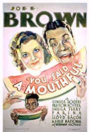 You Said a Mouthful(1932) Poster - Movie Forum, Cast, Reviews