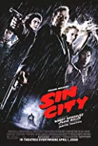 Sin City (2005) Poster
