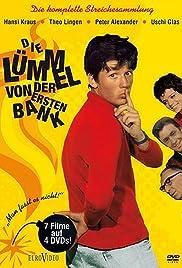 Pepe, der Paukerschreck - Die Lümmel von der ersten Bank, III. Teil Poster