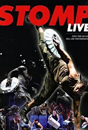 Stomp Live Poster