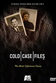 Cold Case Files Poster - TV Show Forum, Cast, Reviews