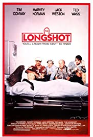 The Longshot (1986) Poster - Movie Forum, Cast, Reviews