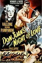Image of Don Juan's Night of Love