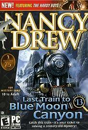Nancy Drew: Last Train to Blue Moon Canyon Poster