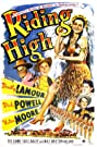 Riding High (1943) Poster