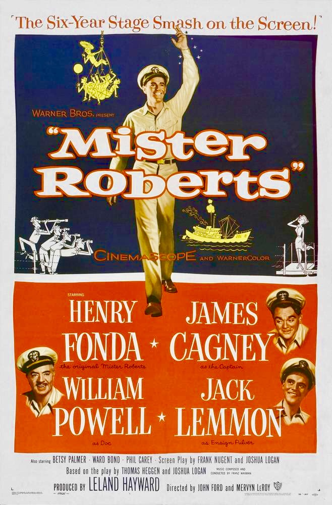Mister Roberts Watch Full Movie Free Online