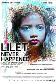 Lilet Never Happened(2012) Poster - Movie Forum, Cast, Reviews