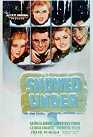 Snowed Under (1936) Poster - Movie Forum, Cast, Reviews